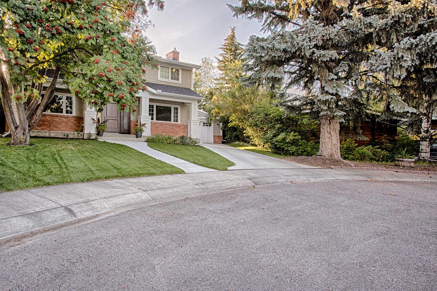 Exterior Renovations Calgary Home Makeovers Dependable Renos