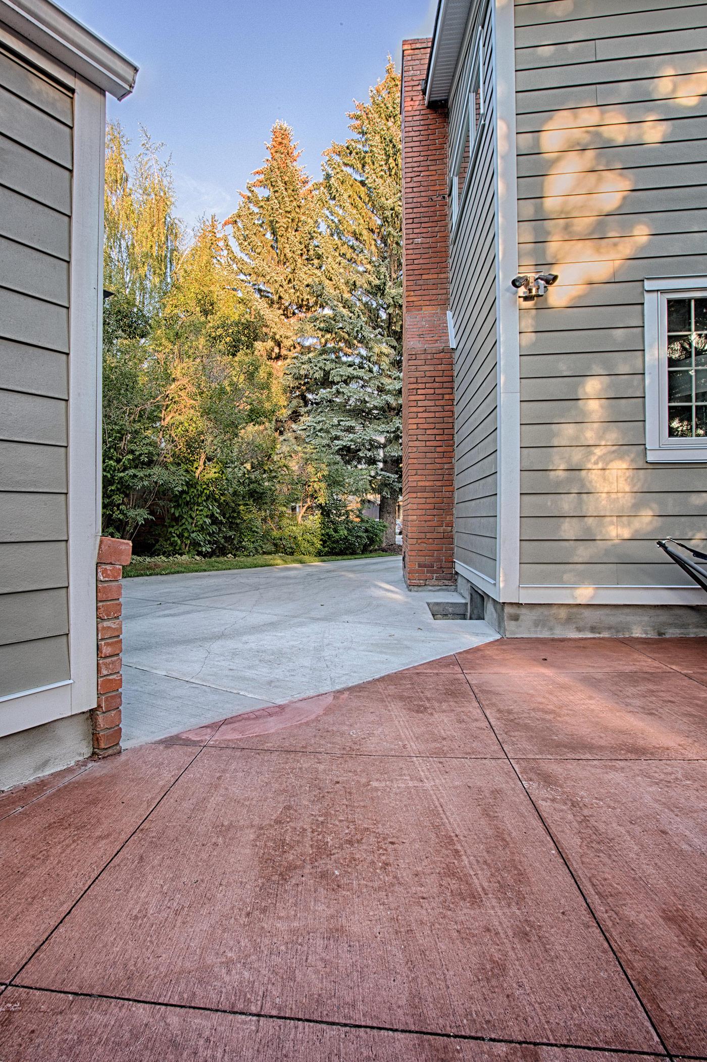 Exterior renovations calgary home makeovers dependable renos Exterior home renovations calgary