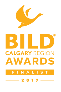 Calgary Region Bild Awards Finalist 2017