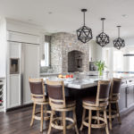 Dependable Renovations Cooking in Style Kitchen